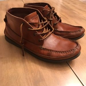 Sperry Exclusive for J. Crew Top-Sider Chukka 10